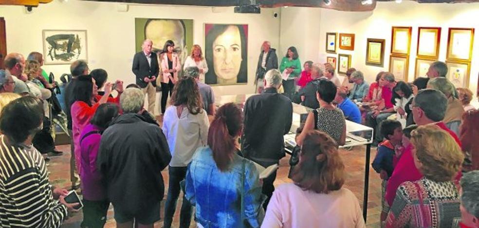 El Observatorio del Arte acoge la exposición 'Cela. Literatura y arte'