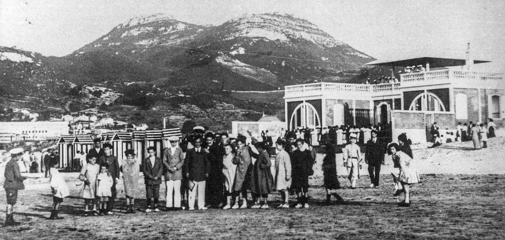 El pasado de Berria y San Martín