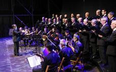 La música coral une a todas las agrupaciones de la ciudad