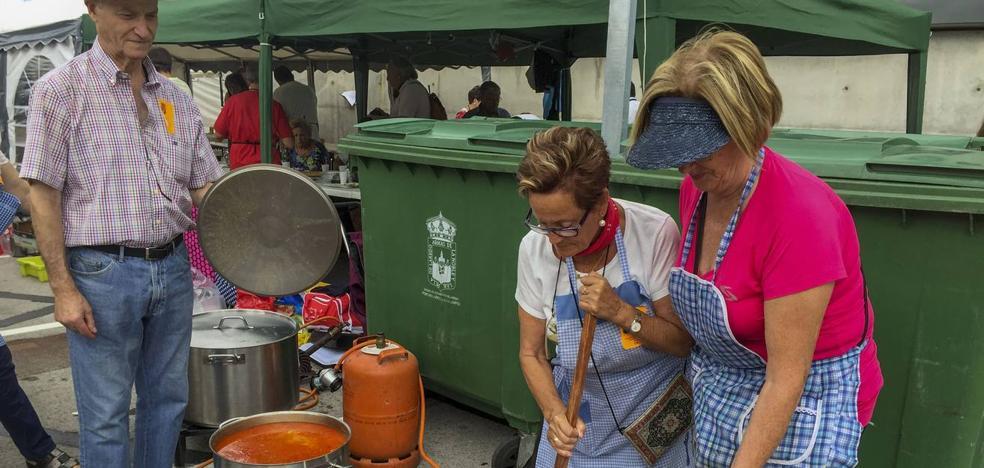 Los laredanos se preparan para celebrar su concurso de marmita