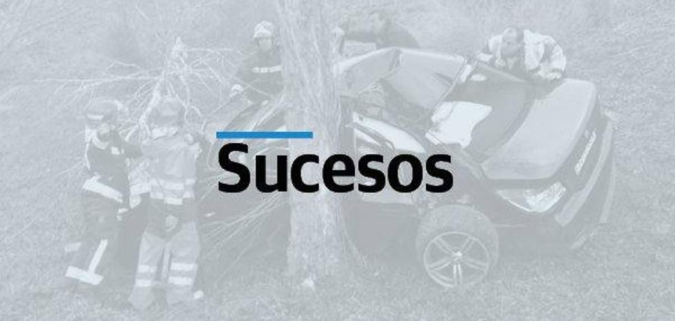 Fallece un santanderino de 19 años en un accidente de tráfico en Palencia