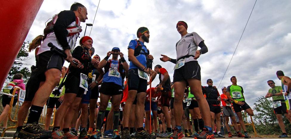 Campoo de Yuso ultima la tercera edición del Trail Pantano del Ebro