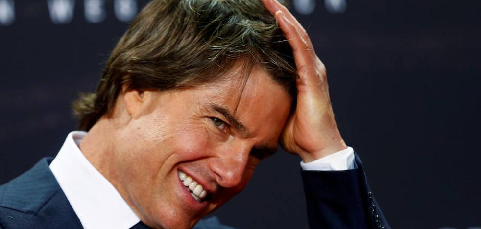 Tom Cruise tiene el tobillo roto y 'Misión imposible 6' detiene su rodaje