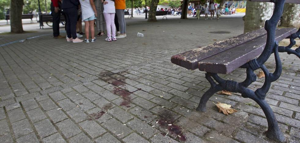 Un joven muy grave tras recibir una paliza en la verbena de Liendo