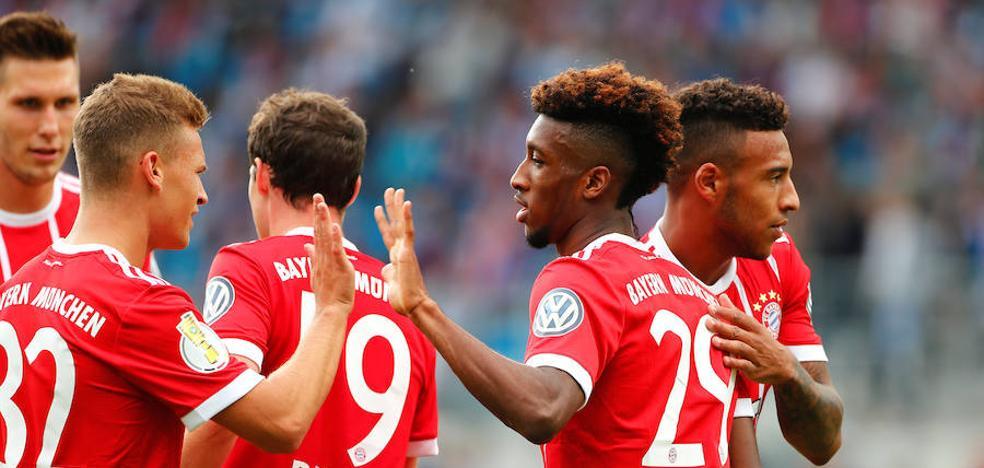 La Bundesliga busca alternativa al dominio hegemónico del Bayern