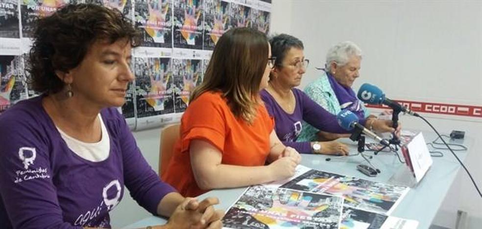 El Astillero se une a la campaña 'Por unas fiestas libres de agresiones sexistas'