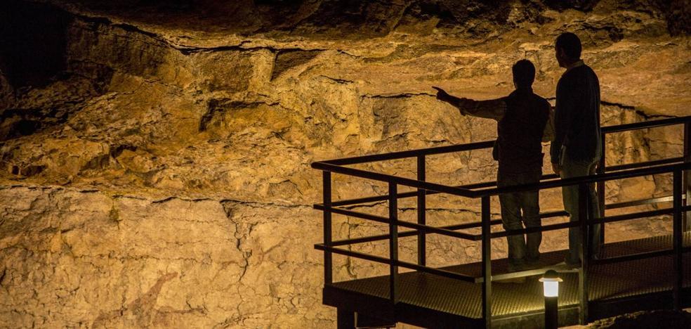 La Cueva de El Pendo será reconocida como Patrimonio Rupestre de Europa