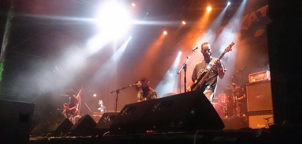 Seis bandas punteras del rock español estarán en el Rebujas Rock en San Mateo