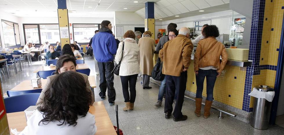 UGT solicita sancionar «por faltas graves» a la concesionaria de la cafetería de Sierrallana y Tres Mares