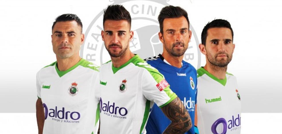 Granero, Crespo, Córcoles y Tomás, los capitanes del Racing