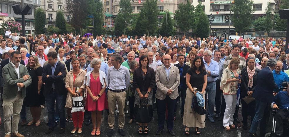 Cantabria muestra su solidaridad con Cataluña