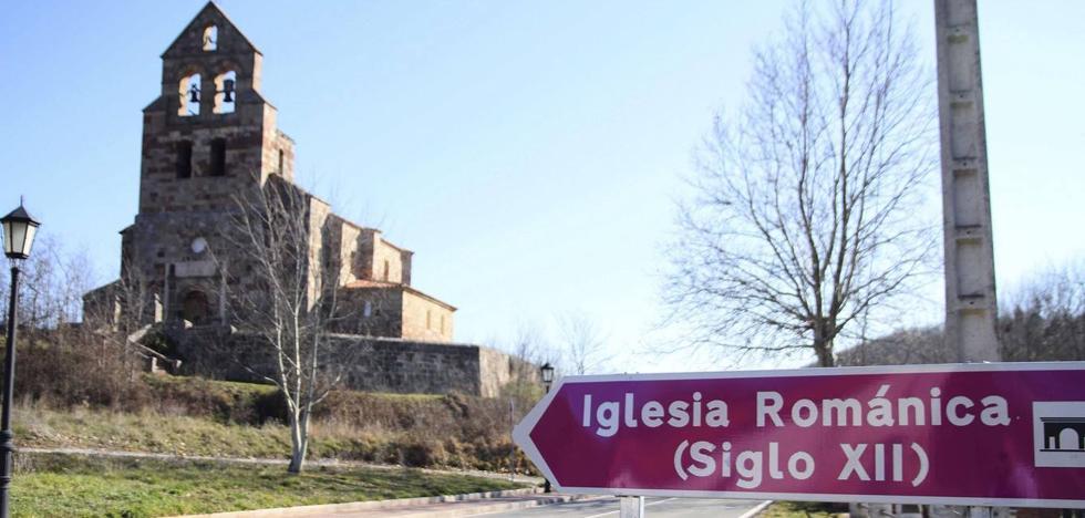 La iglesia pide dinero para cuidar sus 1.200 edificios en Cantabria