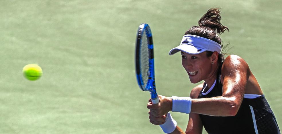 Muguruza vence a Kuznetsova y se mete en semifinales