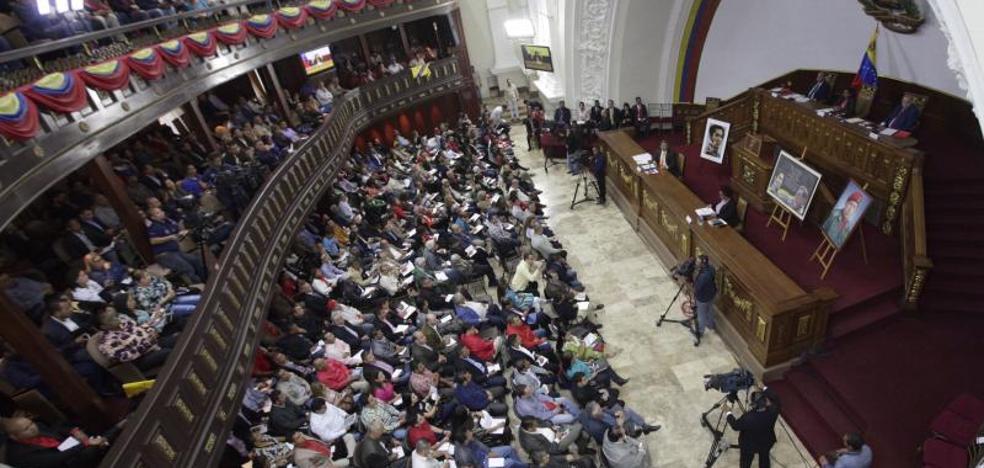 La Constituyente asume las competencias del Parlamento en Venezuela