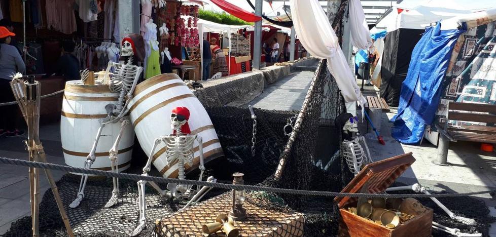 ¡Piratas en Liencres!