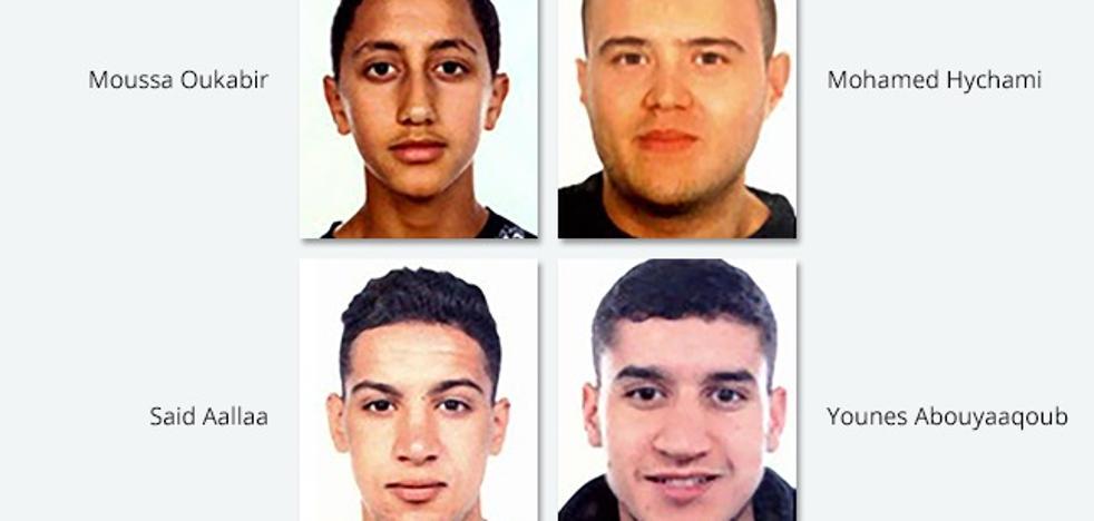 Los Mossos dudan de la completa desarticulación de la célula y siguen buscando al terrorista de Las Ramblas