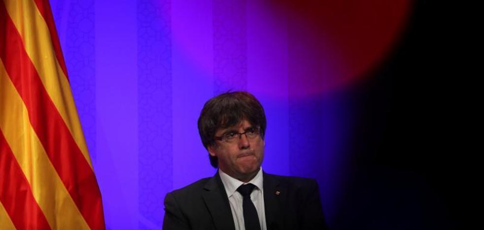 Puigdemont niega que los Mossos tengan contacto directo con la CIA