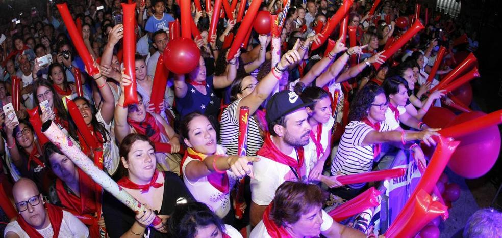 Las fiestas de La Patrona suponen un revulsivo para hosteleros y comerciantes