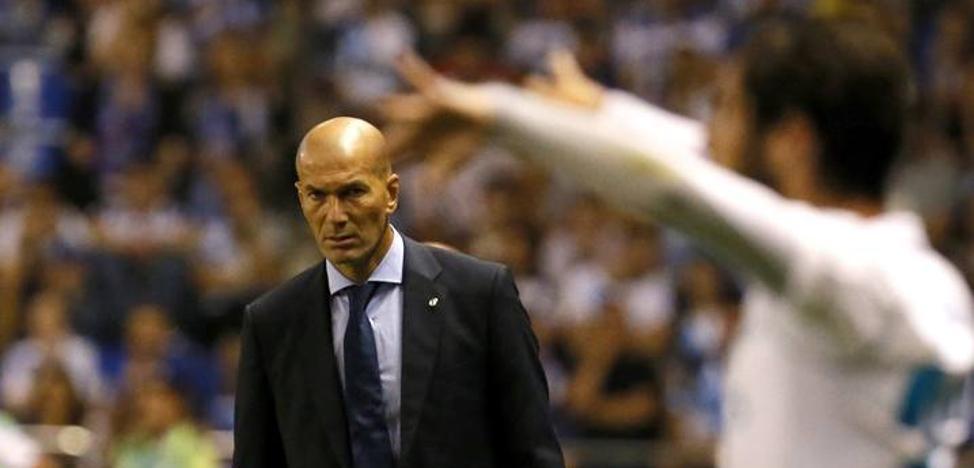 Zidane: «Ha sido un partido muy completo»