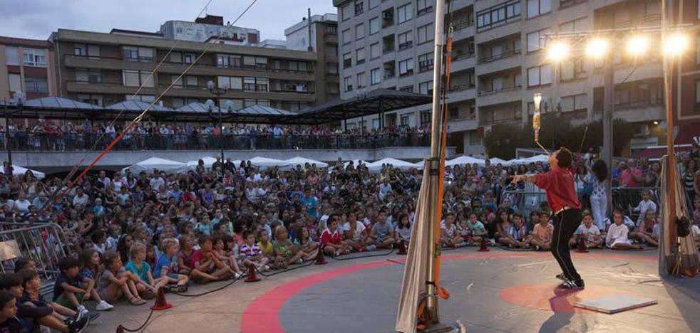 El circo regresa a Camargo