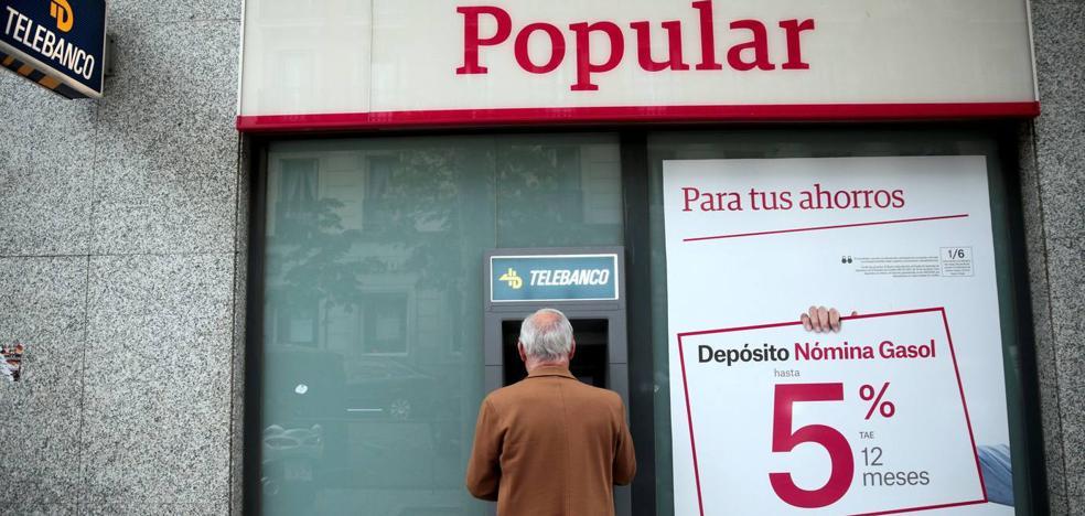 El Santander pretende indemnizar con preferentes a los afectados del Popular, según Consumidores