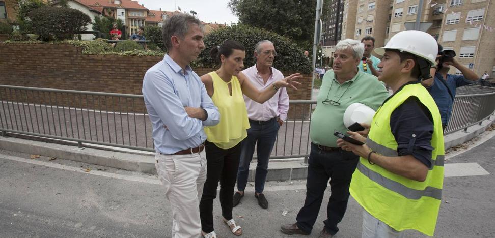 Toda la oposición, menos tres ediles, pedirá el cese de Díaz por el derrumbe de Sol