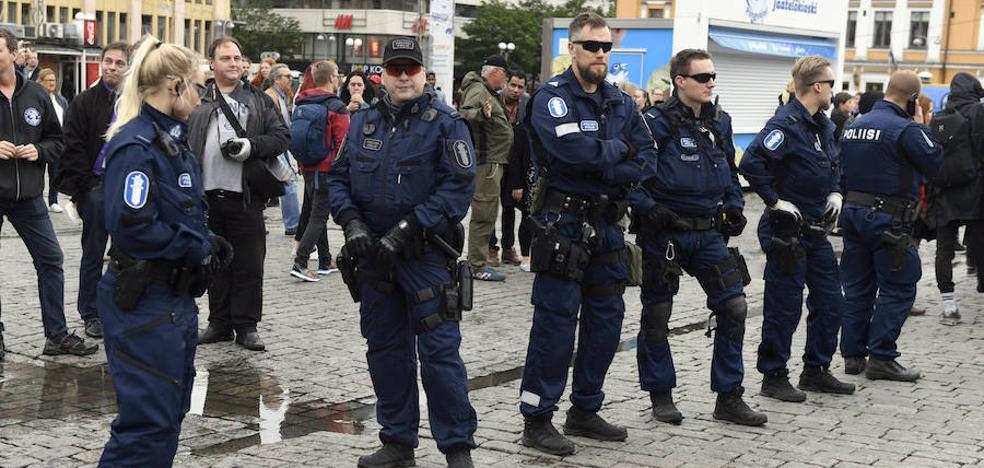 La Policía finlandesa confirma la identidad del atacante que apuñaló a varias mujeres en Turku