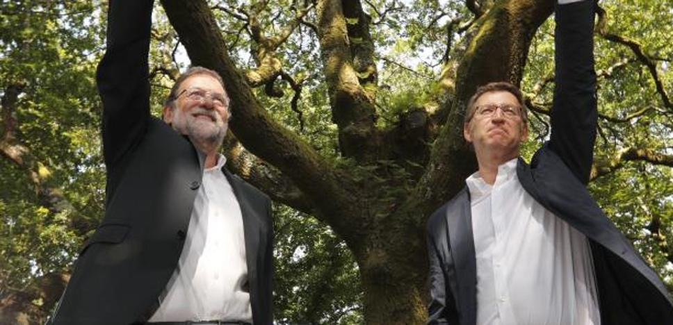 Rajoy reivindica su presencia y la del Rey en Barcelona: «Las afrentas no las hemos escuchado»