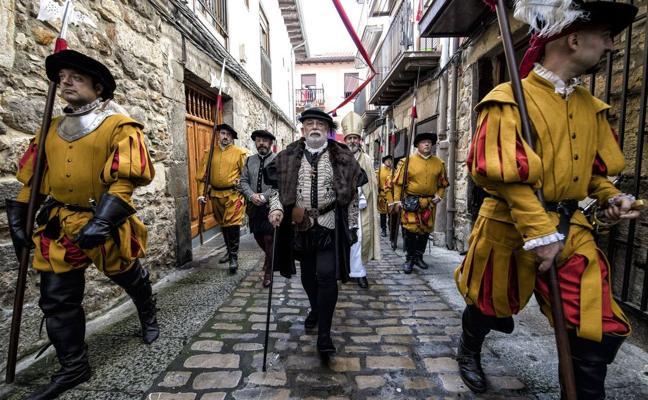 Teatro, cine y música servirán de apertitivos al Desembarco de Carlos V en Laredo