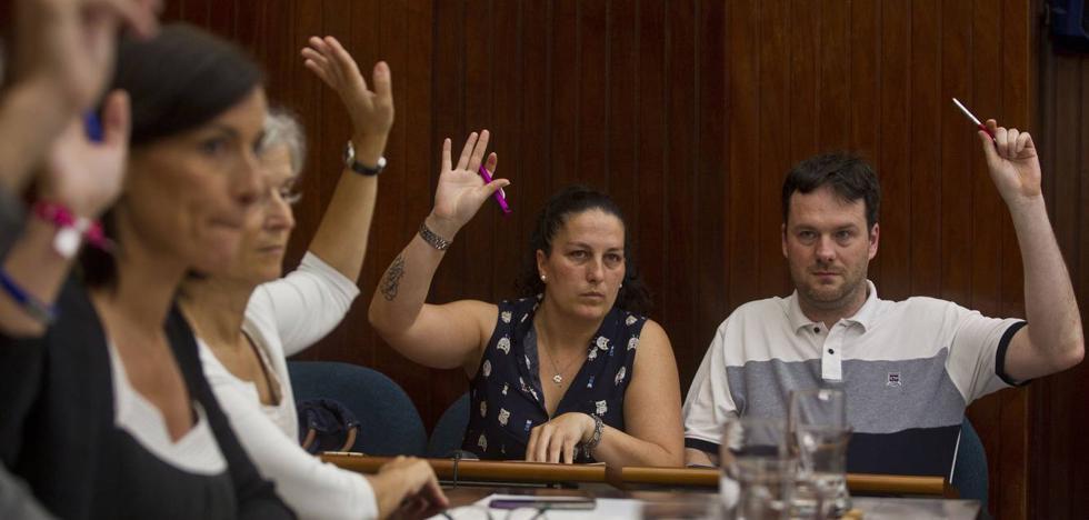 Cora Vielva apoyará el cese de César Díaz pese a creer que «no solo hay un culpable»