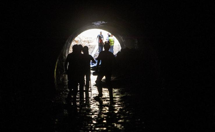 El viejo túnel