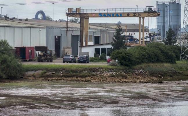 La Audiencia Nacional empuja a Santal a dejar parte de su complejo en El Astillero