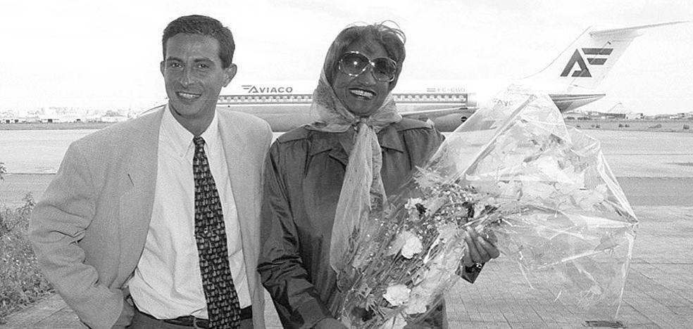 El aeropuerto Seve Ballesteros cumple hoy 64 años