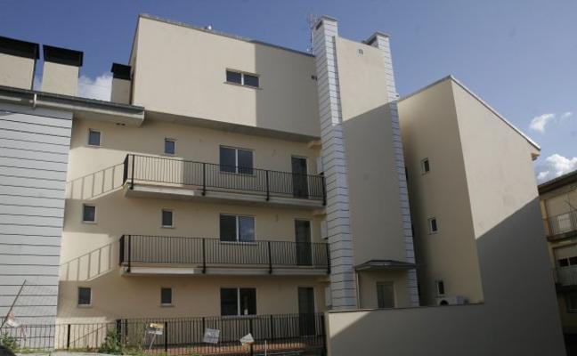 Las viviendas sociales de Laredo siguen deshabitadas después de diez meses