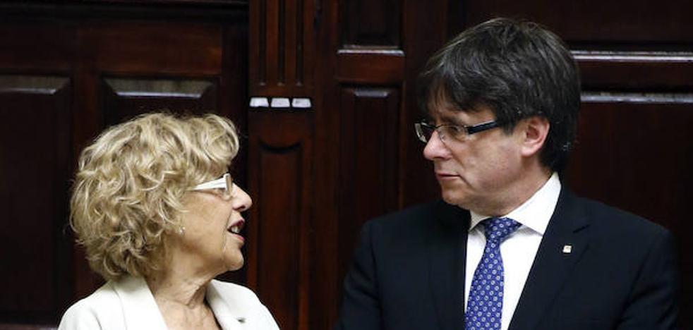 Madrid acogerá un acto en apoyo al referéndum de Cataluña