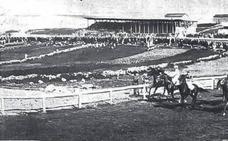 Un siglo del hipódromo de Bellavista