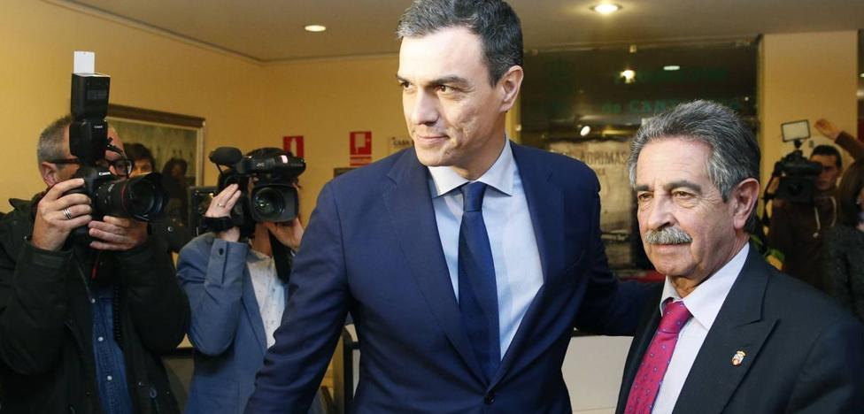 Revilla pide a Sánchez que los problemas del PSOE no se trasladen al Gobierno