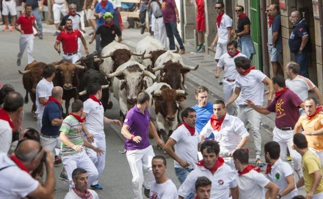 Ampuero celebra sus tradicionales encierros la próxima semana