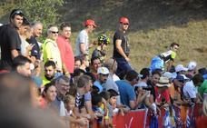 Así ha recibido Liébana a la Vuelta a España