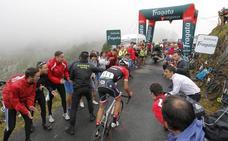 Sigue La Vuelta en Cantabria en directo