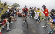 La Vuelta llega hoy a Fuente Dé