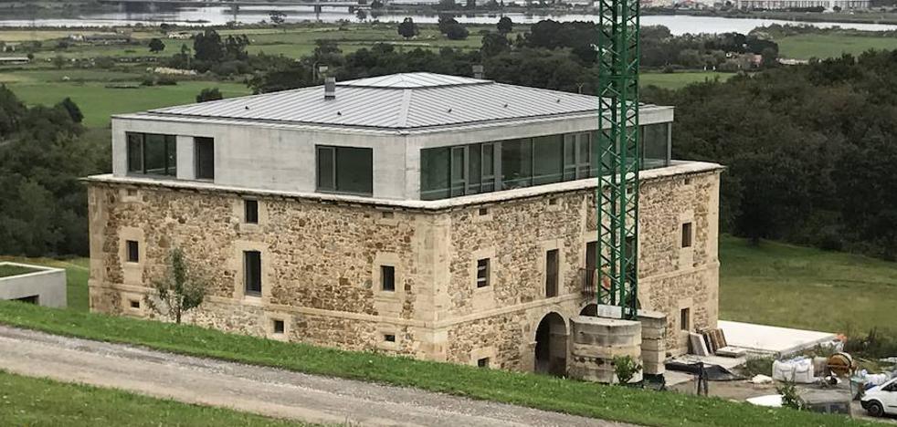 La Casa de Pico Velasco en Carasa y la destrucción del Patrimonio