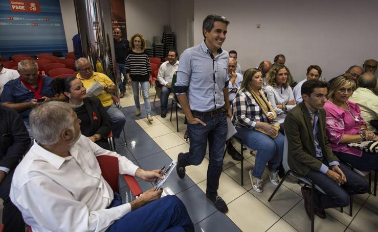 Reunión del PSOE
