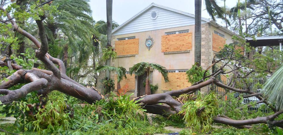 El director de redes sociales de Trump tuitea un vídeo falso del huracán Irma