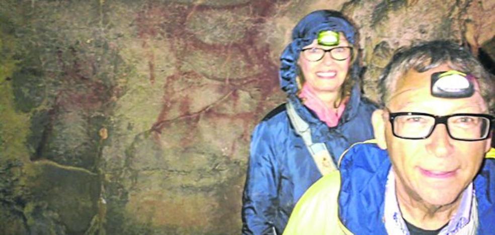El mecenas de La Garma aporta 309.000 euros para los estudios de la cueva