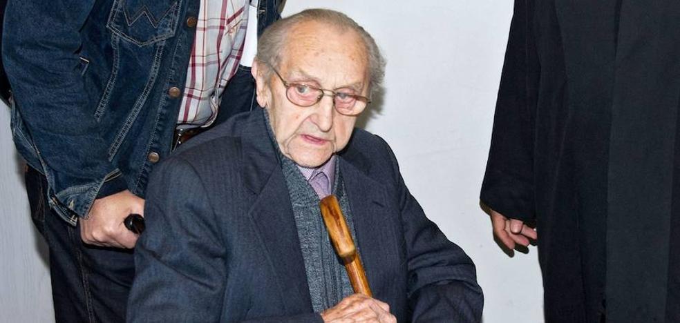 Archivado el proceso contra un ex enfermero de Auschwitz