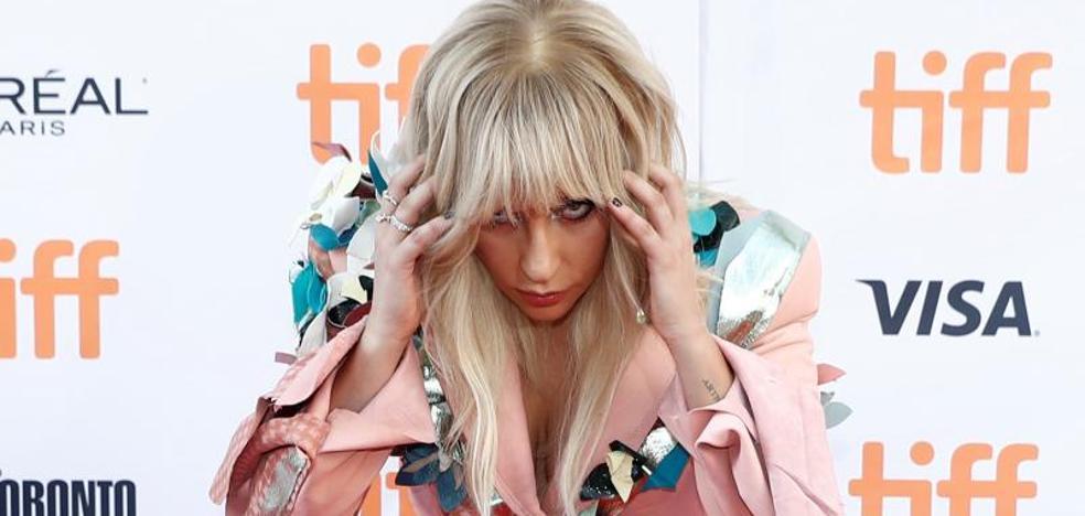 Lady Gaga deja la música temporalmente