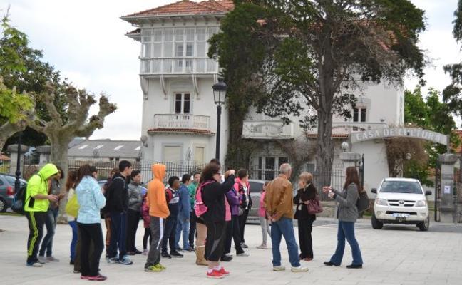 Rutas guiadas a pie para conocer el patrimonio de la villa de Colindres