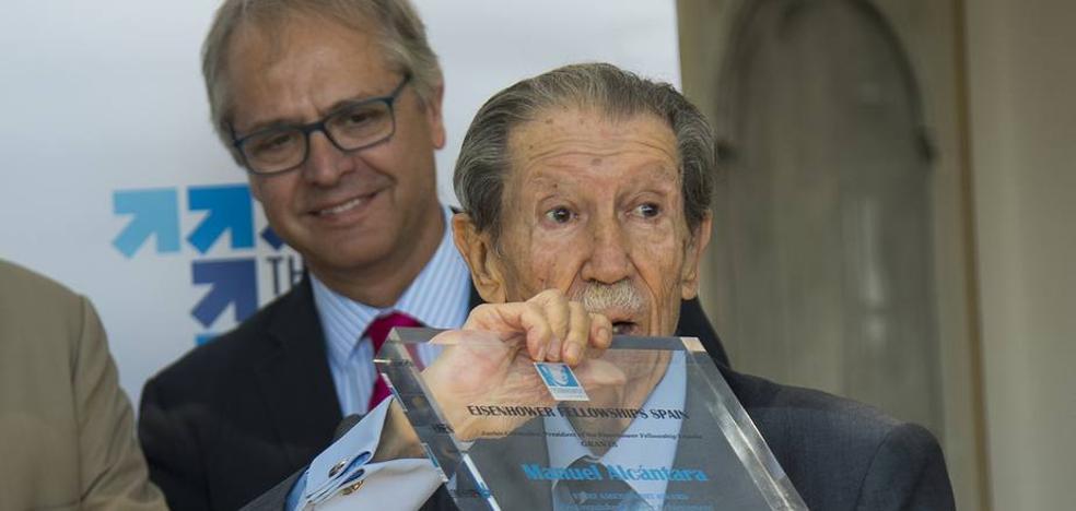Manuel Alcántara: «Haré lo posible por seguir actuando de testigo»