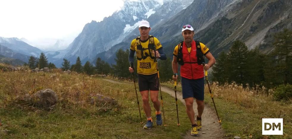 Desafío en el corazón de los Alpes